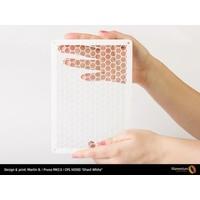 thumb-CPE (copolyester) filament HG100 Gloss, Ghost White, verbeterd PETG-3