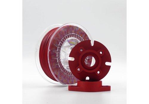 Treed Carbonio ROOD, Nylon 12 + carbon vezels, professioneel filament, 750 gram (0.75 KG)