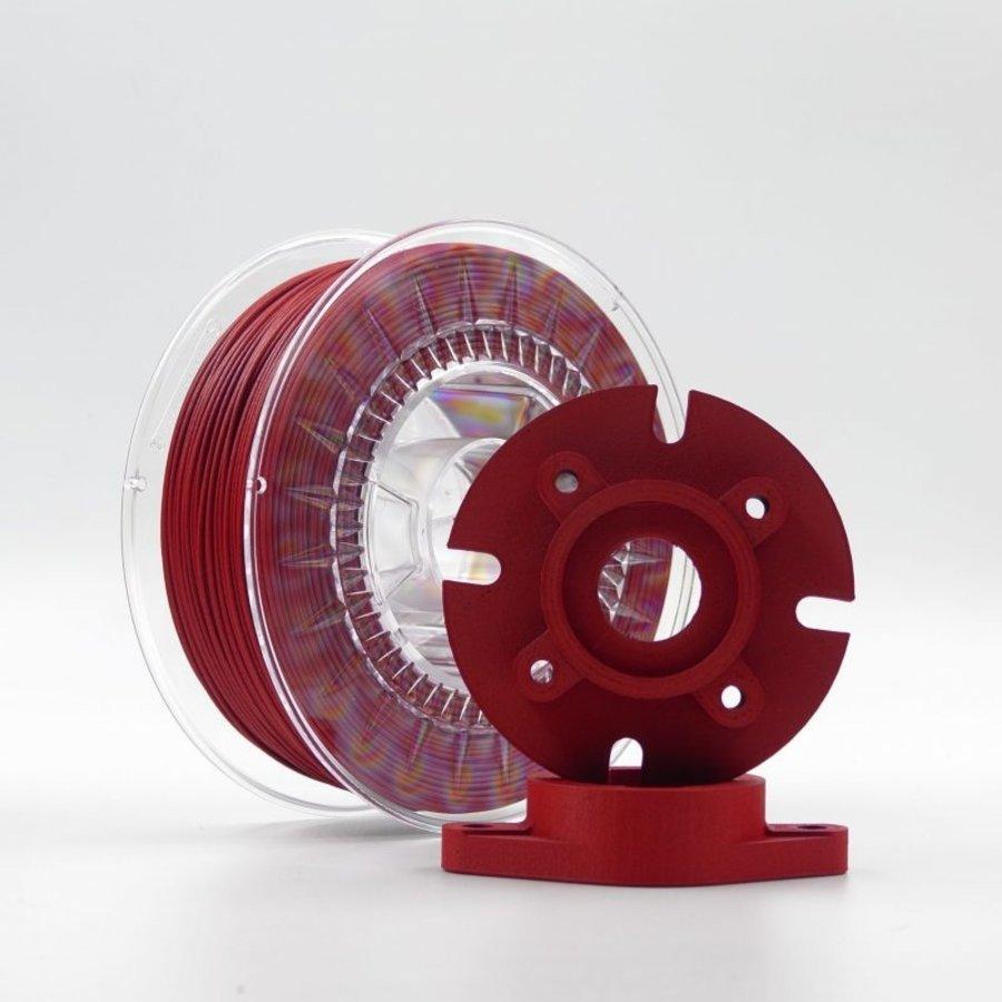 Carbonio ROOD, Nylon 12 + carbon vezels, professioneel filament, 750 gram (0.75 KG)-1
