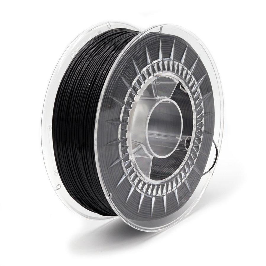 PC-PBT, polycarbonaat PBT-technisch filament, RAL 9005, 1 KG-1