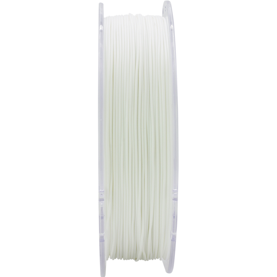 PolyFlex™ TPU95, White, flexible filament - 750 grams-5