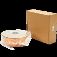 thumb-PolyTerra™ PLA perzik, 1 KG, Peach, 1.000 gram 3D filament-7