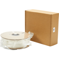 thumb-PolyTerra™ PLA Cotton White/wit, 1.000 gram (1 KG) 3D filament-7