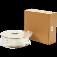 thumb-PolyTerra™ PLA white, 1 KG, Cotton White, 1.000 grams 3D filament-7