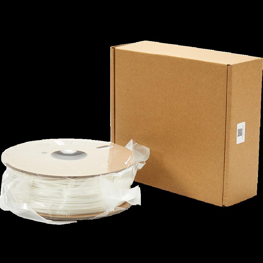 PolyTerra™ PLA Cotton White/wit, 1.000 gram (1 KG) 3D filament-7