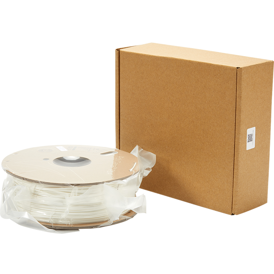 PolyTerra™ PLA white, 1 KG, Cotton White, 1.000 grams 3D filament-7