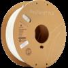 Polymaker PolyTerra™ PLA Cotton White/wit, 1.000 gram (1 KG) 3D filament