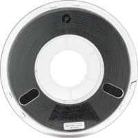 thumb-PolyFlex™ TPU95-High Flow, Black, flexible filament - 1 KG/1000 grams-4