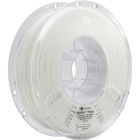 thumb-PolyFlex™ TPU95-High Flow, White/wit, flexibel filament - 1KG/1.000 gram-1