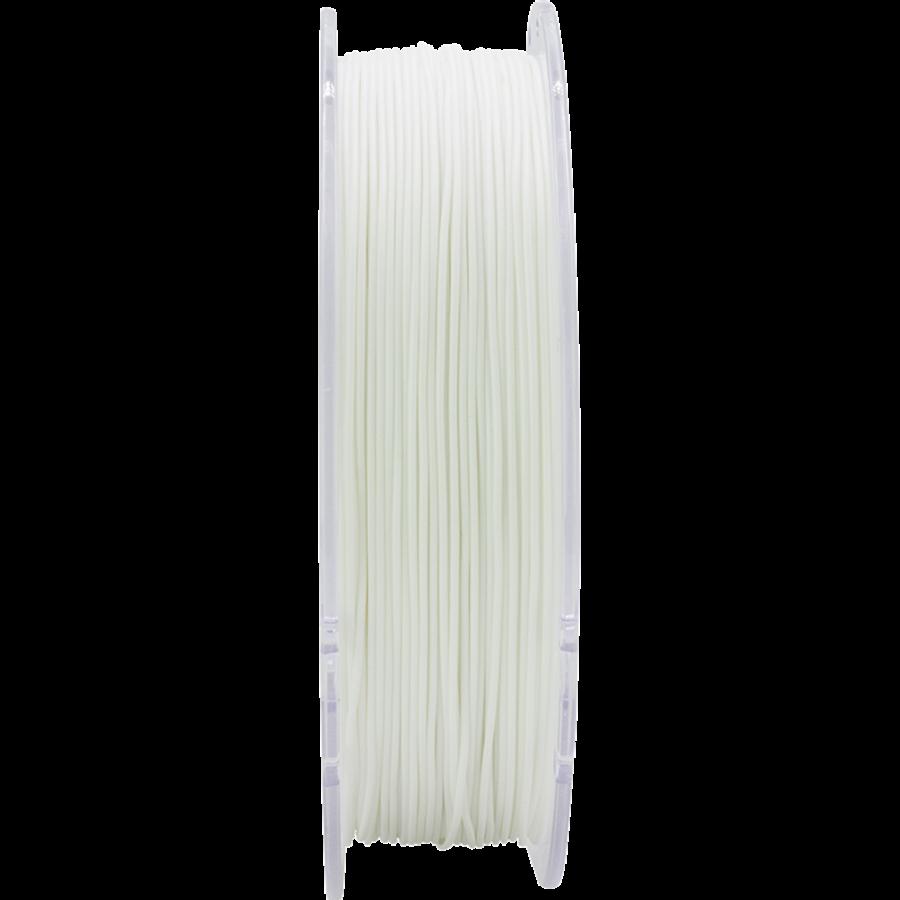 PolyFlex™ TPU95-High Flow, white, flexible filament - 1 KG/1000 grams-4