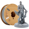 Polymaker PolyTerra™ PLA Grey, 1KG, Fossil Grey, 1.000 grams 3D filament