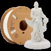 Polymaker PolyTerra™ PLA white, 1 KG, Cotton White, 1.000 grams 3D filament