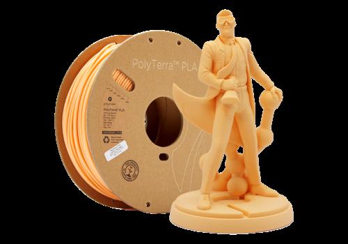 Polymaker PolyTerra™ PLA Peach,  1 KG/1.000 grams 3D filament