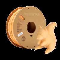 thumb-PolyTerra™ PLA Peach/Pastel Orange, 1KG 3D filament-5