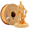 Polymaker PolyTerra™ PLA Perzik/Pastel Oranje, 1KG 3D filament