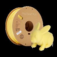 thumb-PolyTerra™ PLA Banana/Pastel Yellow, 1KG 3D filament-5