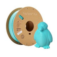 thumb-PolyTerra™ PLA Arctic Teal/ Turquoise, 1KG 3D filament-5