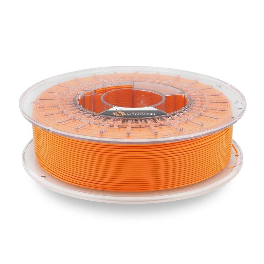 PLA Orange-Orange - RAL 2008/Pantone 1585, 750 grams 3D filament-1