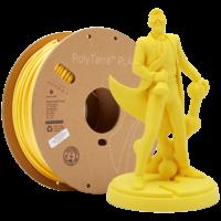 thumb-PolyTerra™ PLA Savannah Geel/Yellow-Pantone 2004, 1KG 3D filament-1