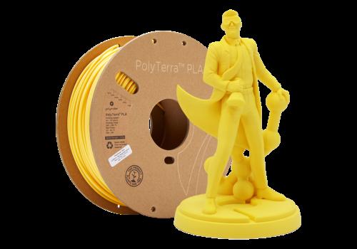 Polymaker PolyTerra™ PLA Savannah Yellow-Pantone 2004, 1KG 3D filament