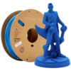 Polymaker PolyTerra™ PLA Sapphire Blauw/Blue-Pantone 3005, 1KG 3D filament