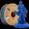 Polymaker PolyTerra™ PLA Sapphire Blue-Pantone 3005, 1KG 3D filament