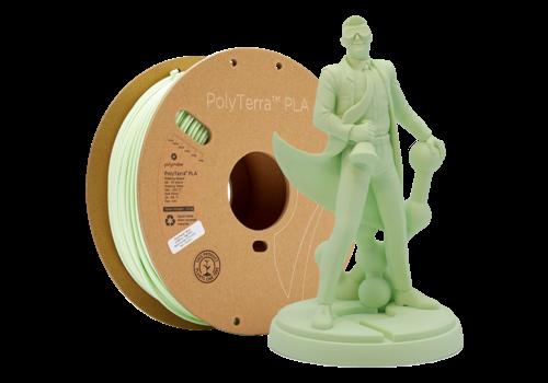 Polymaker PolyTerra™ PLA Mint-Pantone 2282, 1KG 3D filament