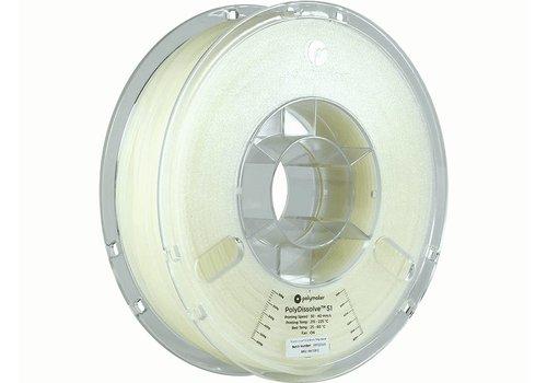 Polymaker PolyDissolve™ S2-ondersteunend filament voor PC, ABS & ASA filament, 500 gram