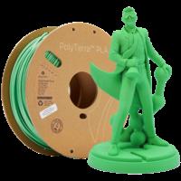 thumb-PolyTerra™ PLA Forest Green-Pantone 2256, 1KG 3D filament-1