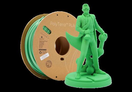 Polymaker PolyTerra™ PLA Forest Green-Pantone 2256, 1KG 3D filament