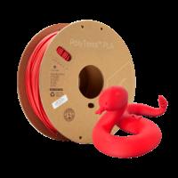 thumb-PolyTerra™ PLA Lava Red-Pantone 2235, 1KG 3D filament-5