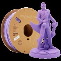 thumb-PolyTerra™ PLA Paars/Lavender Purple-Pantone 2073, 1KG 3D filament-1