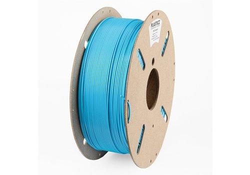 """Plasticz PETG """"ECO-pack"""" Licht Blauw / Light Blue, Pantone 298 - 1 KG filament"""