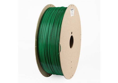"Plasticz PETG filament, 2 KG, ""ECO-pack"" Traffic Green/groen RAL 6024"