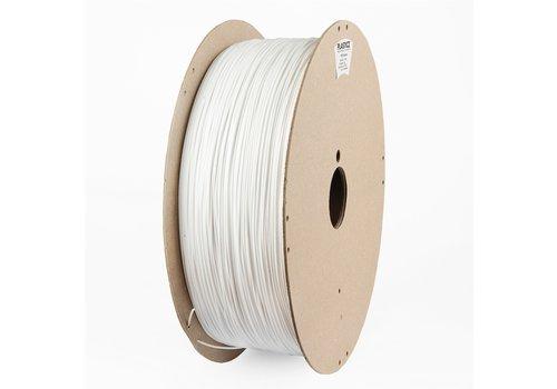 "Plasticz PETG filament ""ECO-pack"", 2 KG, Traffic White/Wit RAL 9016"