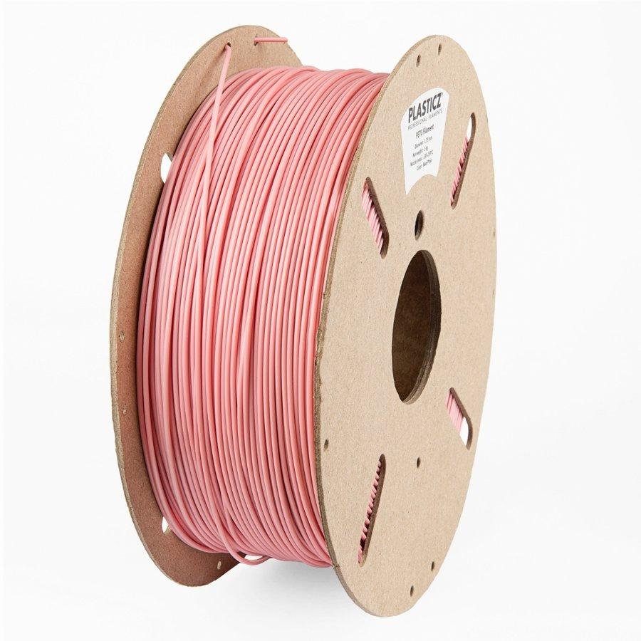 "PETG ""ECO-pack"" Light Pink / licht Roze - RAL 3015, 1 KG filament-1"