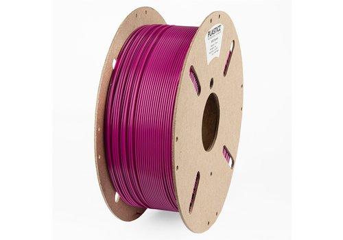 "Plasticz PETG ""ECO-pack"" Traffic Purple / Paars - RAL 4006, 1 KG filament"