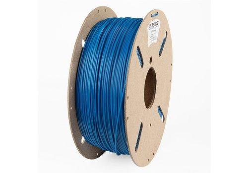 "Plasticz PETG ""ECO-pack"" Traffic Blue - RAL 5017, 1 KG filament"