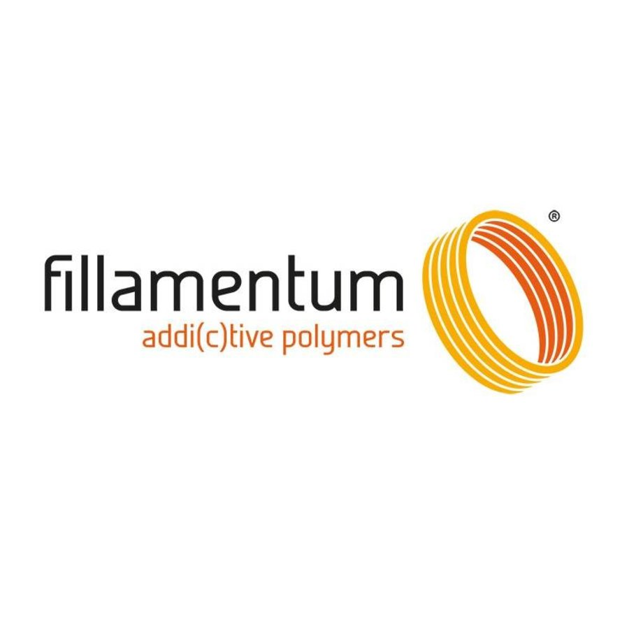 PLA Traffic White/wit-RAL 9016, 750 gram 3D filament-3