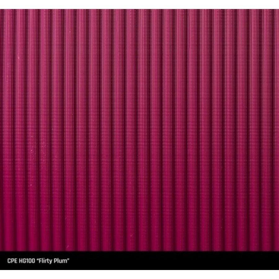 "CPE (copolyester) filament HG100 Gloss,  Dark Pink ""Flirty Plum"", enhanced PETG-3"