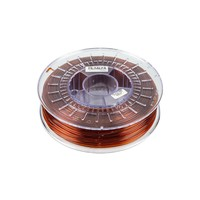 thumb-PLA Amber, Pantone 168, 700 gram (0.7 KG) 3D filament-1