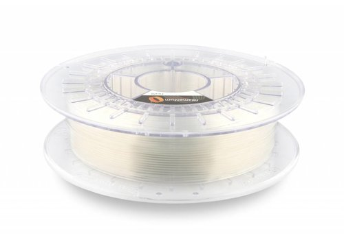 Fillamentum Flexfill 98A: semi flexible 3D filament, natural, 500 grams (0.5 KG)