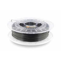 thumb-Flexfill 98A Traffic Black RAL 9017: semi-flexibel 3D filament, 500 gram (0.5 KG)-1