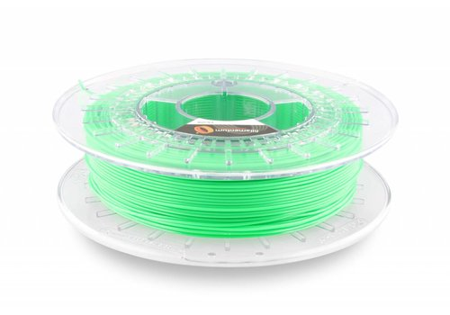Fillamentum 1.75 mm Flexfill 98A Luminous Green: semi flexible filament, 500 grams (0.5 KG) - Copy