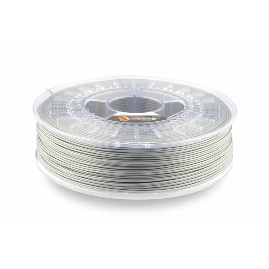 ASA (Acrylonitrile Styrene Acrylate) - Metallic Grey, technical polymer, 750 grams-1
