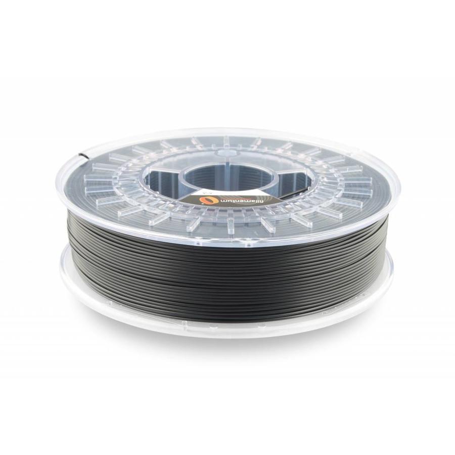 ASA Traffic Black, RAL 9017 (Acrylonitrile Styrene Acrylate) - , technical polymer, 750 grams-1
