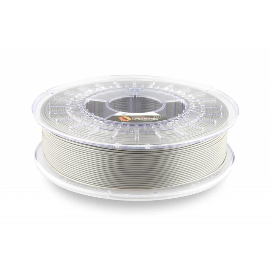 ABS Metallic Grey, 750 grams, 3D printer filament-1