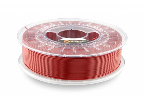 Fillamentum PLA Pearl Ruby Red / Parelmoer rood: RAL 3032, 1.75 / 2.85 mm, 750 gram (0.75 KG)