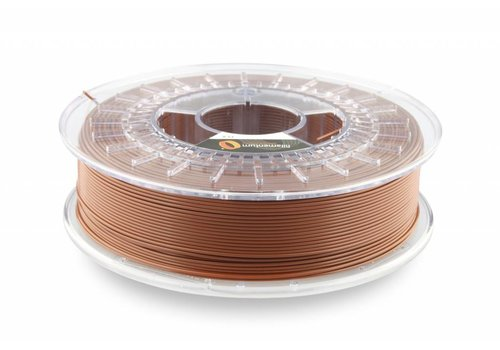 Fillamentum PLA Signal Brown / Bruin: RAL 8002, 1.75 / 2.85 mm, 750 grams (0.75 KG)