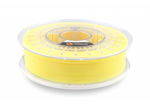 Fillamentum PLA Luminous Yellow / Geel: RAL 1026, 1.75 / 2.85 mm, 750 grams (0.75 KG)